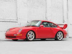 1996 Porsche 911 / 993 Carrera - 911 Carrera RS 3.8   Classic Driver Market