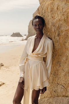 Shop the latest Resort collection and exclusive styles here. The ultimate wardrobe edit, designed to be worn together or as separates. Staple Dress, Dress With Shawl, Silk Jumpsuit, Draped Skirt, Famous Stars, Silk Charmeuse, Vacation Dresses, Timeless Fashion, Feminine