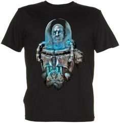 Koszulki komiksowe: zmarźlak Comic book t-shirt: mr Freeze