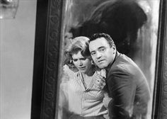 Jack Lemmon and Lee Remick in Days of Wine and Roses