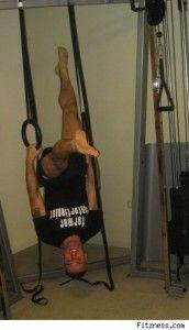 Upside-Down Core Training