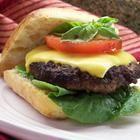 Basil burger from allrecipes.com.  Have hamburger and a lot of basil growing....will make tonight!