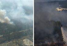 Erdőtűz ütött ki Csernobilban. A hatóságok szerint a tűz ellenére nem emelkedett a sugárzás szintje Northern Lights, Clouds, Nature, Travel, Painting, Outdoor, Outdoors, Naturaleza, Viajes