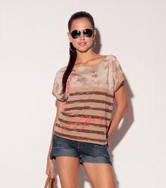 Camiseta rayas #moda #verano #venca