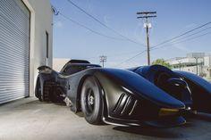 【スライドショー】映画「バットマン」の車、キートン版バットモービル