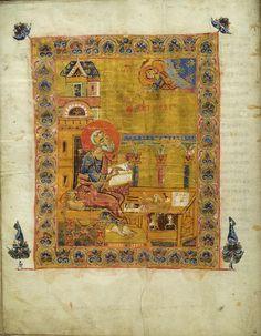 Остромирово евангелие. 1056-1057 гг.