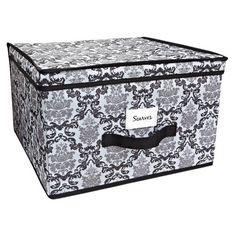 "Delancy 16"" Storage Box at Joss & Main"