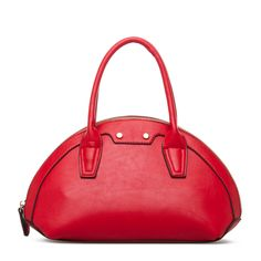 I'm always on the hunt for cute red bags. This one qualifies!!