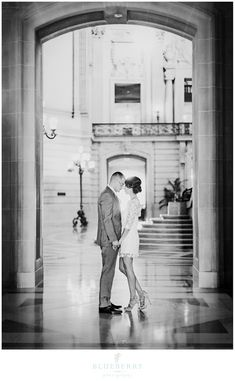 Napa Sonoma San Francisco Romantic Wedding Photography : Wes & Vanessa's City Hall Wedding Teasers
