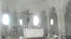 ABBAZIA DI SANT'ANTIMO - CASTELNUOVO DELL'ABATE (SIENA)