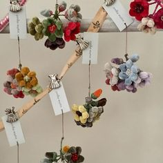 Sophie Digard's beautiful hand-made brooches at Loop, London