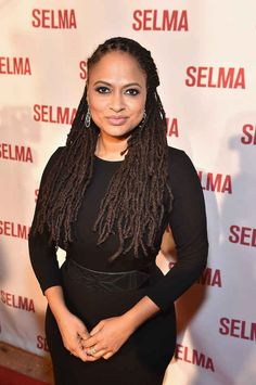 Ava DuVernay | 22 Celebrities who slayed the world with their locs.