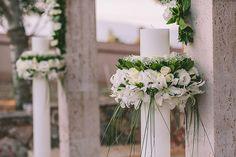 Καλοκαιρινος γαμος στην Αθηνα | Ελμα & Αντωνης - EverAfter