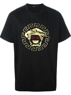 'Medusa Emoji' T-shirt