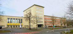 Panoramio - Photo of Technische Universität Chemnitz - Christian-Moritz-Rühlmann-Bau