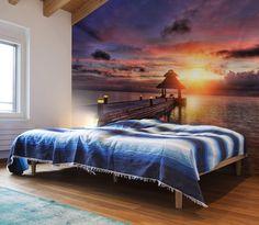 Fotomurales Decorativos para paredes sobre Playas, Disfruta del verano, el sol y el mar los 365 días al año con nuestra nueva colección de murales para paredes. producto personalizable en medida y …