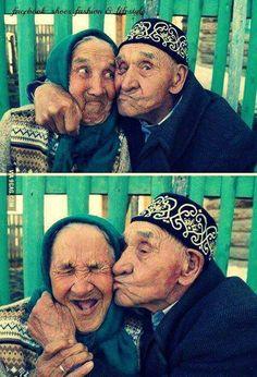 What a sweet, fun couple