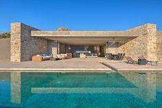 house, Ios, residence, Kyklades, Aegean Sea, Greece, summer, architecture, Christos Vlachos, George Fakaros, minimal, white, view