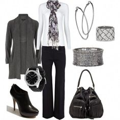 work attire professional Mode Outfits, Fall Outfits, Fashion Outfits, Womens Fashion, Fashion Trends, Ladies Fashion, Mode Collage, Looks Style, My Style