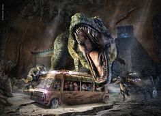 New attraction 2014 | Movie Park Germany