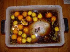 fried turkey   Fried Turkey Brine