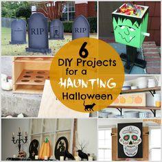 DIY Haunting Party Ideas