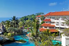 Grand Mirage Resort is a Luxury Resort located in Jl. Pratama No 74, Tanjung Benoa, Nusa Dua Bali. This resort has a Honeymoon Package.