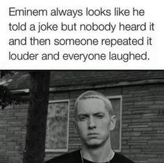 Eminem's Look