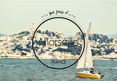 Que faire à Marseille : filez sur la Côte le temps d'un week-end et piochez dans notre guide pour ne rien manquer de ce qu'il faut faire à Marseille....