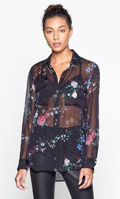 3b5186960b7 Women's SIGNATURE SILK SHIRT made of Silk | Women's EQ X TABITHA by Equipment  Silk,