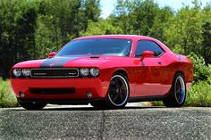 "inTempus Photography's ""Dodge Challenger SRT8"""
