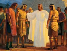 """The Book of Mormon records the account of Christ visiting & ministering to the people in the ancient Americas. In John 10:16, Jesus says: """"And other sheep I have, which are not of this fold: them also I must bring, and they shall hear my voice; and there shall be one fold, and one shepherd."""" Jesus teaches His disciples that His work would not be complete with just the instruction He was giving to those in Israel. There were others that would hear His voice."""