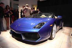 Lamborghini Gallardo - via Auto Guide (LA 2011) - pin by Alpine Concours