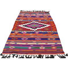 VINTAGE Turkish Kilim Rug Carpet, Handwoven Kilim Rug, Antique Kilim... (6.634.705 IDR) ❤ liked on Polyvore featuring home, rugs, furniture, decor, kilim rug, colored rugs, synthetic area rugs, zig zag area rug, kilim rugs and zigzag rug