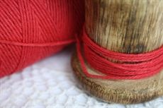Picture of Solid Divine Twine RED