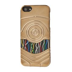 C-3PO iPhone 5, $30, now featured on Fab.