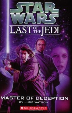 """Read """"Star Wars: The Last of the Jedi: Master of Deception (Volume Book by Jude Watson available from Rakuten Kobo. The penultimate installment to Jude Watson's Star Wars: The Last of the Jedi series. The planet of Alderaan is a peacefu. Star Wars Novels, Star Wars Books, Saga, Star Wars Comics, Literature Books, Star Wars Jedi, Disney Stars, Chapter Books, Star Wars"""