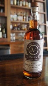 virginia highland malt 168x300 Review: Virginia Distillery Virginia Highland Malt Whisky
