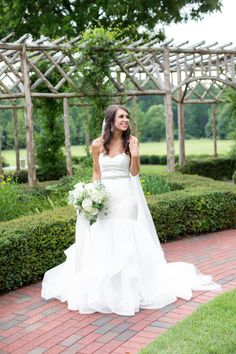 Tiffany L. Johnson » Photography & Graphic Design  Bride is wearing Blush By Hayley Paige River Style 1450