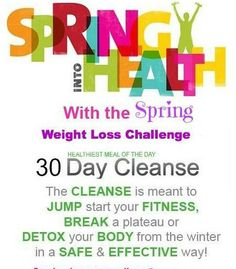 HAPPY Spring Weekend!! To celebrate AND to get rid of all of those winter toxins, impurities, lose those extra pounds AND to CHALLENGE YOU!… $25 OFF ALL qualifying  SYSTEMS!!! Deal ends This Sunday 11.59 pm  Only 63 days until Memorial Day weekend! Give me 30 days and I will change your life! Always FREE Coaching and FREE private support group with over 3,875 members!!  100% $ back guarantee  inbox me for more details!!