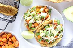 With these sweet potato tacos, taco night turns into a nutritional powerhouse when you mix ground beef with vitamin A-rich sweet potatoes.