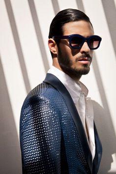 Juan Betancourt in 'Bad Religion' by Rainer Torrado for Fashionisto Exclusive