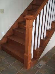 15 Incredible Wood Stairs Railing Design For Your Home Wood Railings For Stairs, Cantilever Stairs, Stair Railing Design, Stair Decor, Wooden Stairs, Stair Spindles, Stairs Canopy, Bathroom Under Stairs, Timber Stair