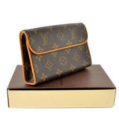 Louis Vuitton Monogram Pouchette Bag