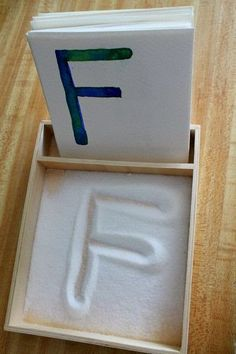 19 Ridiculously Simple DIYs Every Elementary School Teacher Should Know 19 Ridiculously Simple DIYs Every Elementary School Teacher Should Know,Learning activities DIY salt tray with alphabet cards. Easy to make and kids have fun. Montessori Activities, Toddler Activities, Fun Activities, Montessori Materials, Educational Activities, Preschool Ideas, Kindergarten Letter Activities, Preschool Alphabet Activities, Activities For 4 Year Olds