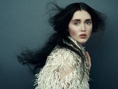 purity: aliya galyautdinova by nicolas guerin for schön! | visual optimism; fashion editorials, shows, campaigns & more!