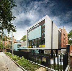 Embajada de Ecuador / Arquiteck & Asociados (Bogota, Colombia) #architecture