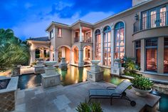 celebrity dream home Quail West, Naples Florida
