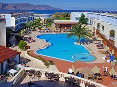 Mythos Palace Hotel hotels Georgioupolis Chania Crete Greece Crete Chania, Crete Greece, Palace Hotel, Luxury Accommodation, Most Beautiful Beaches, Resort Spa, Hotels And Resorts, Mansions, House Styles