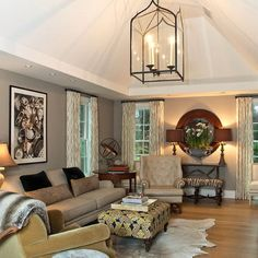 Curtains For Living Room Design, Pictures, Remodel, Decor and Ideas - page 2